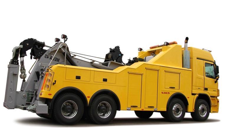 Эвакуатор для грузового автомобиля в Санкт-Петербурге